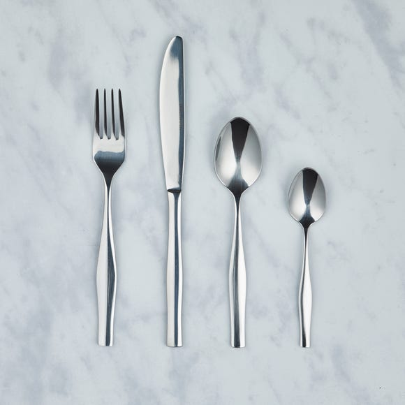 Oxford 16 Piece Cutlery Set Stainless Steel