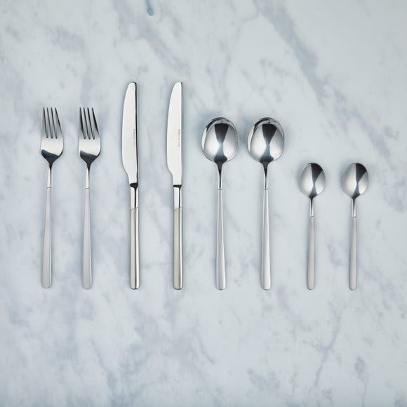 Alderley 24 Piece Cutlery Set Stainless Steel