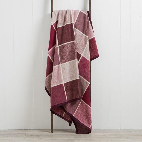 Check 150cm x 200cm Blanket
