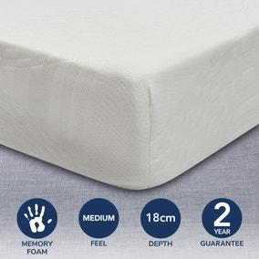 Memory Foam Rolled Mattress