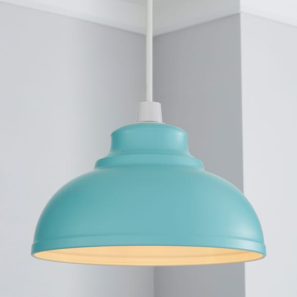 Galley Duck Egg Easy Fit Pendant Duck Egg (Blue)