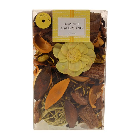 Jasmine and Ylang Ylang Pot Pourri Pink