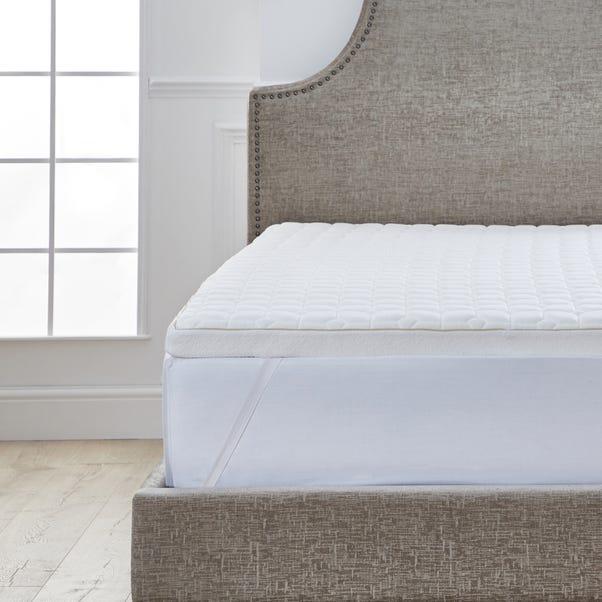 Dorma Tencel Blend Memory Foam Mattress Topper  undefined