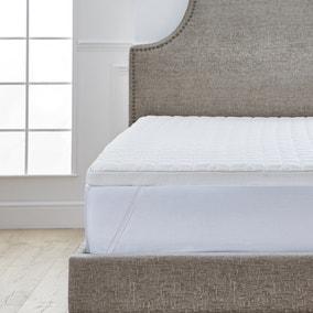 Dorma Tencel Blend Memory Foam Mattress Topper