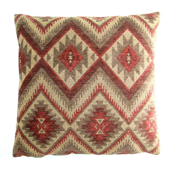 Large Tonto Wine Cushion Cover Wine (Red)