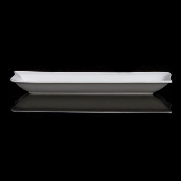 Rectangular Platter White undefined