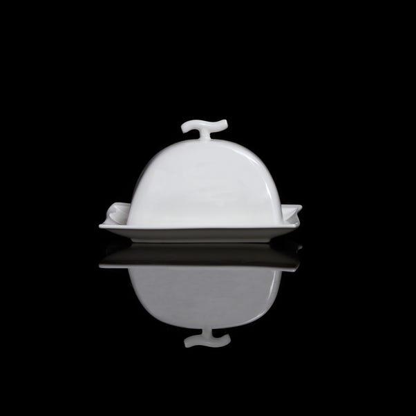 Chelsea Butter Dish White