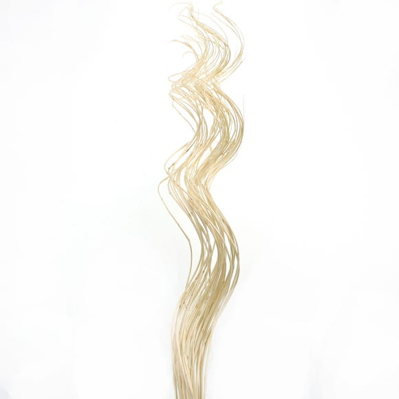 Artificial Curly Willow White 98cm White
