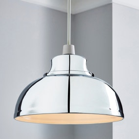 Galley Chrome Easy Fit Pendant