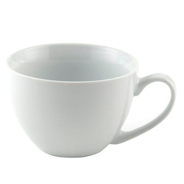 White Cappuccino Mug White