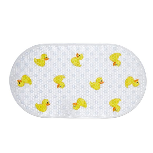Duck Bath Mat Multi Coloured