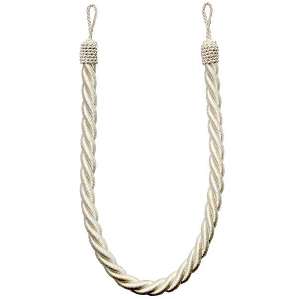 Ivory Rope Tieback