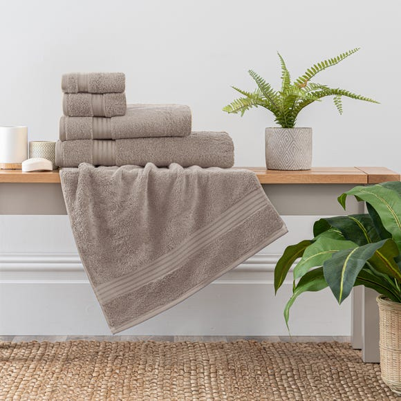Pebble Egyptian Cotton Towel  undefined