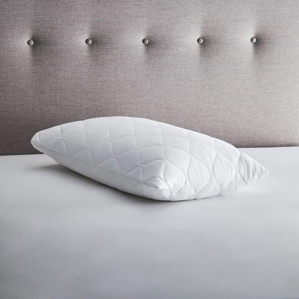Fogarty Anti Allergy Pillow Protector White