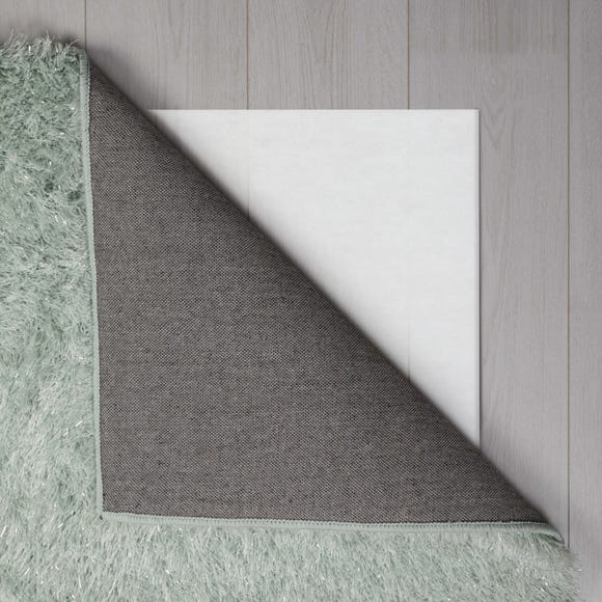 Rug Anti-Slip Mat White undefined