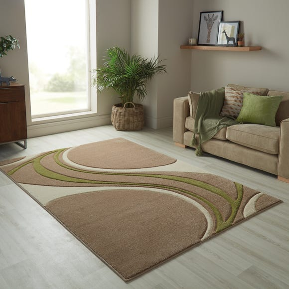 Mirage Rug Mirage Lime (Green) undefined