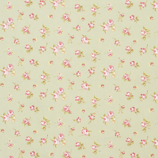 Rosebud Fabric Sage