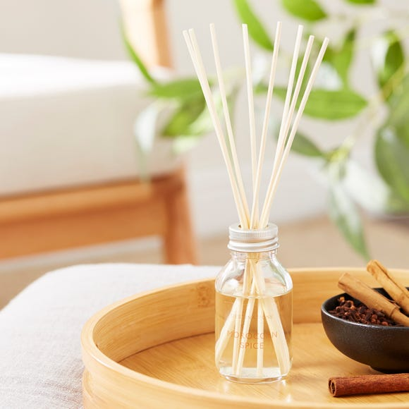 Wax Lyrical Moroccan Spice 100ml Reed Diffuser Orange