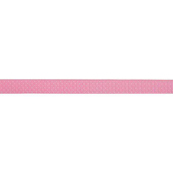 Bowtique Pink Polka Dot Grosgrain Ribbon