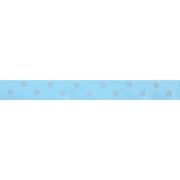 Bowtique Polka Dot Satin Ribbon