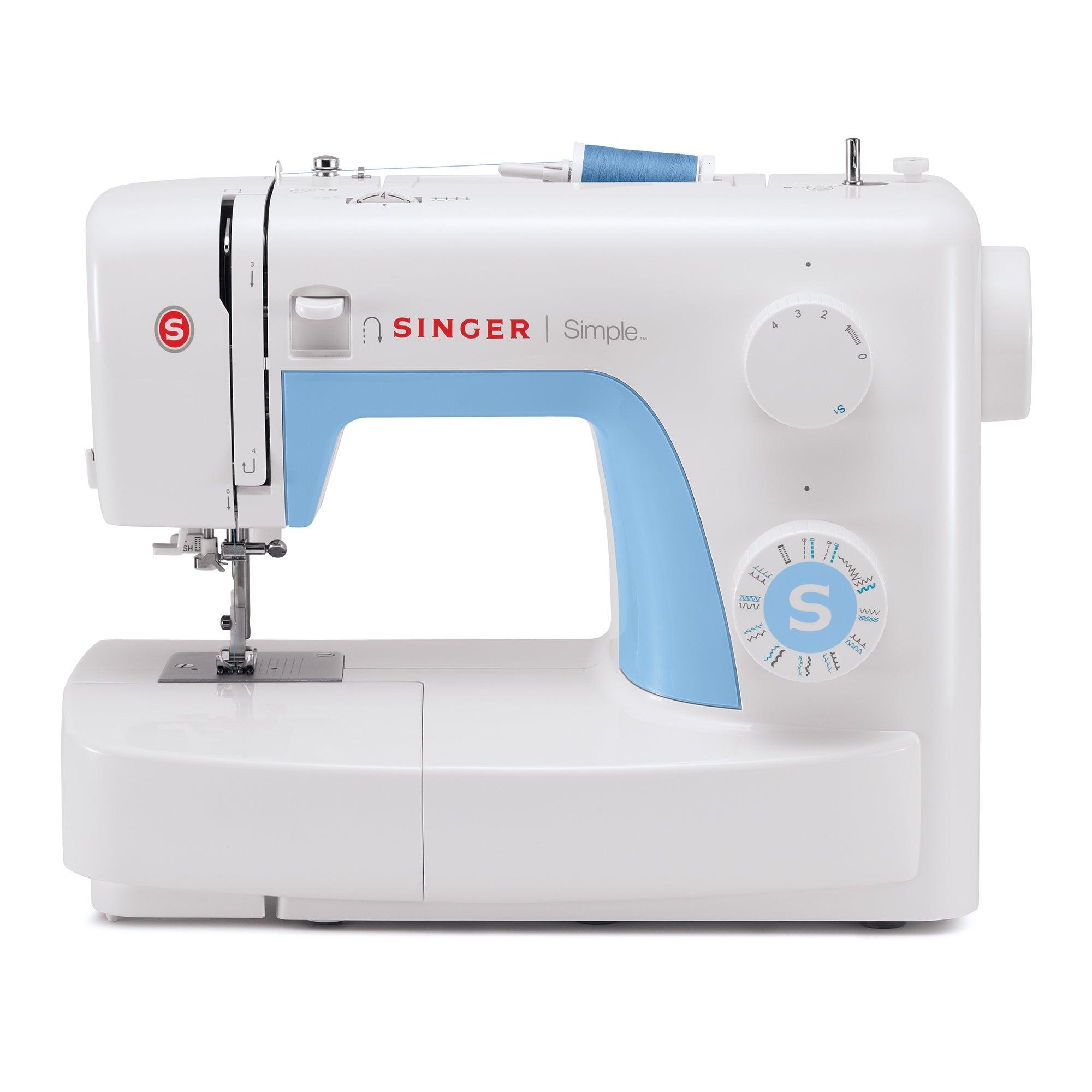 Singer 3221 Simple Sewing Machine White