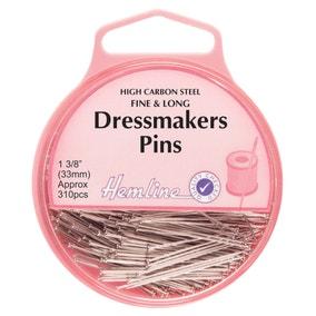 Hemline Dressmaker Fine Pins