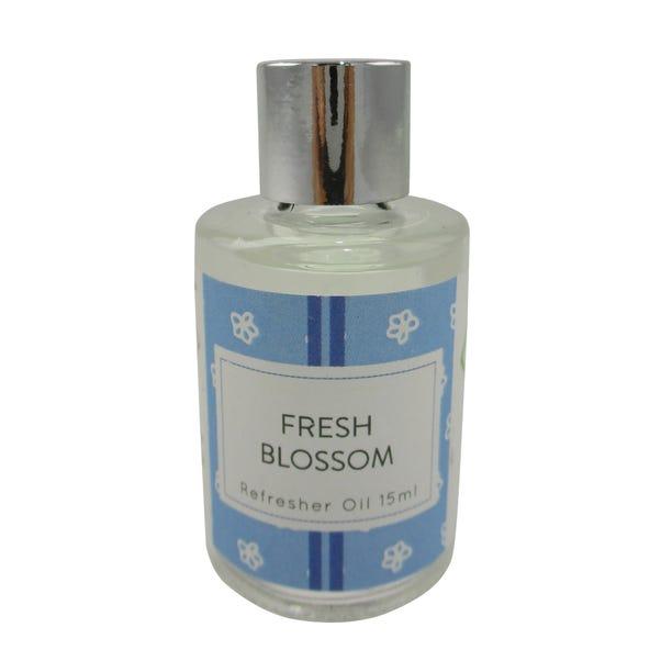 Home Fragrance Fresh Blossom 15ml Refresher Oil Blue