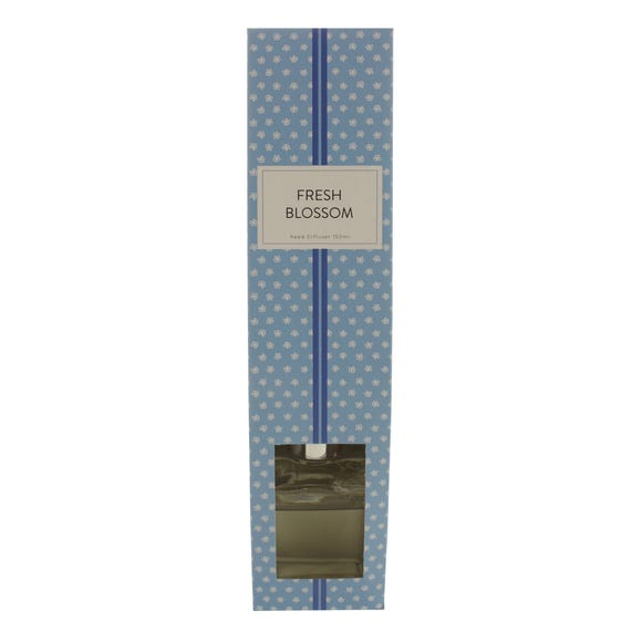 Home Fragrance Fresh Blossom 150ml Reed Diffuser Blue