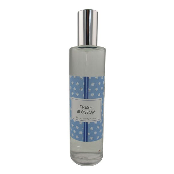 Home Fragrance Fresh Blossom 100ml Roomspray Blue