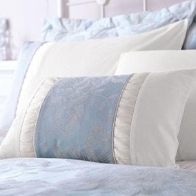 Olivia Duck-Egg Boudoir Cushion