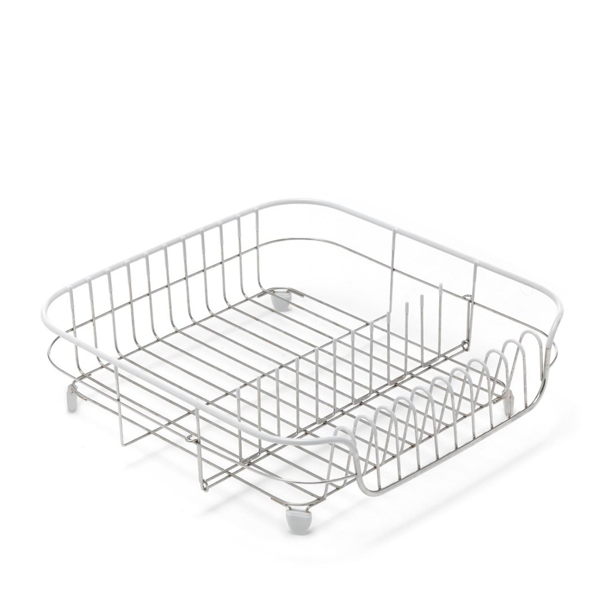 Addis Deluxe Coated Draining Rack White