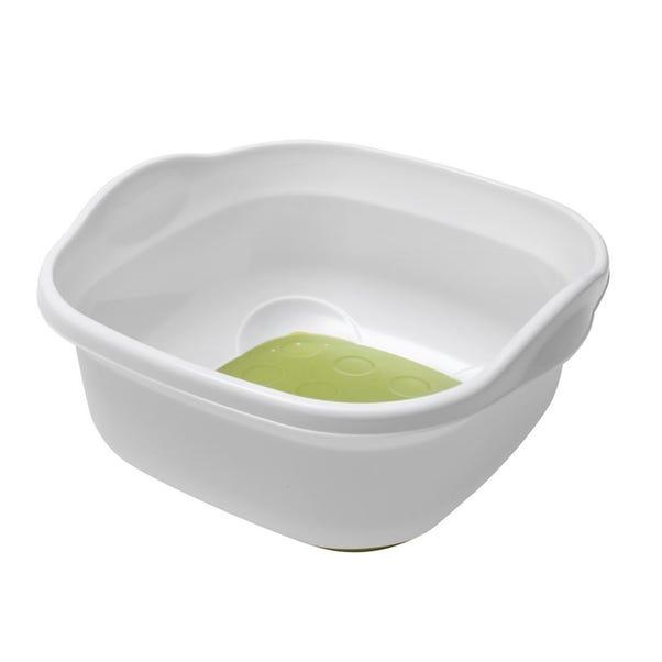 Addis Deluxe Kitchen Bowl White