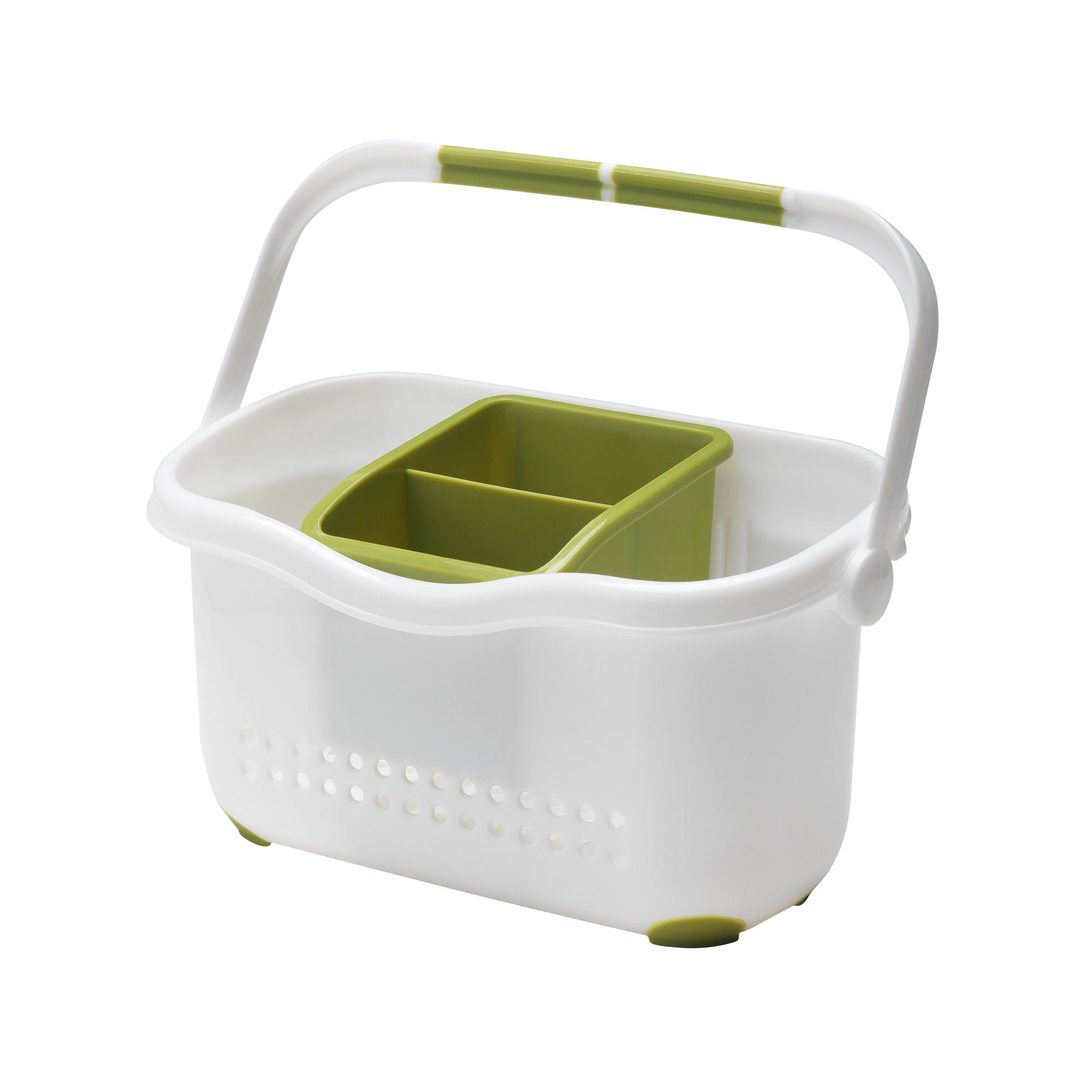Addis Deluxe Sink Caddy White