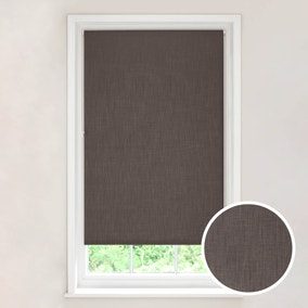 Solar Stone Blackout Roller Blind