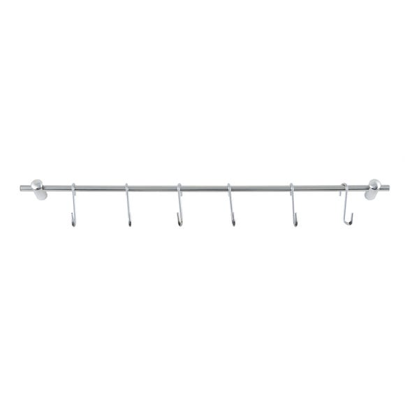 Stainless Steel Utensil Rack Silver (Grey)