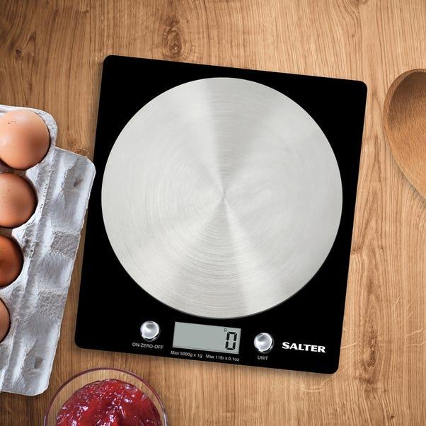 Salter 5kg Disc Scale Black