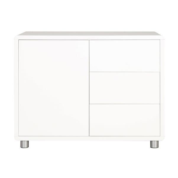 Soho White Gloss Sideboard White