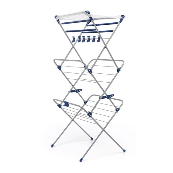 Addis Deluxe 3 Tier Airer White
