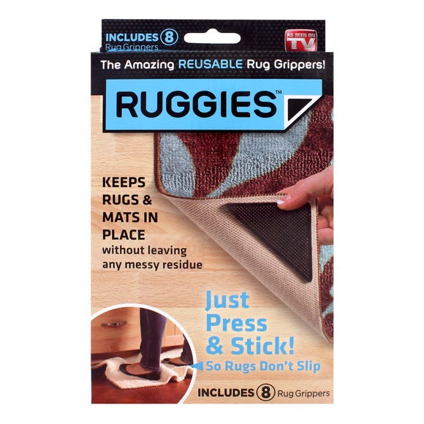 JML Ruggies Black
