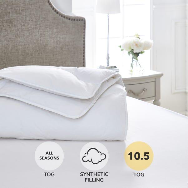Dorma Full Forever Anti Allergy 10.5 Tog Duvet  undefined