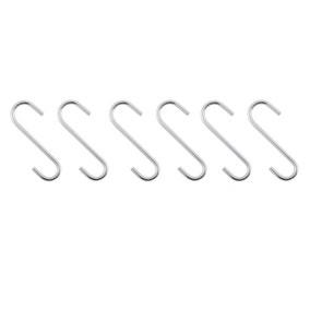 Dunelm Set of 6 Gadget Hooks
