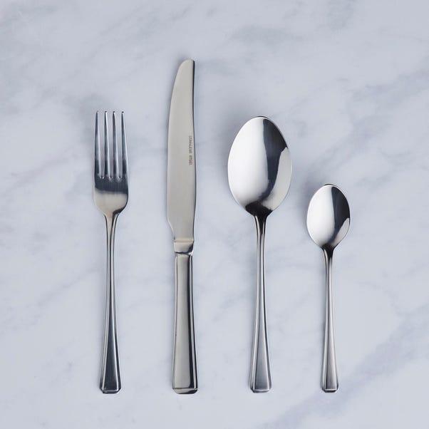 Harley 16 Piece Cutlery Set Silver