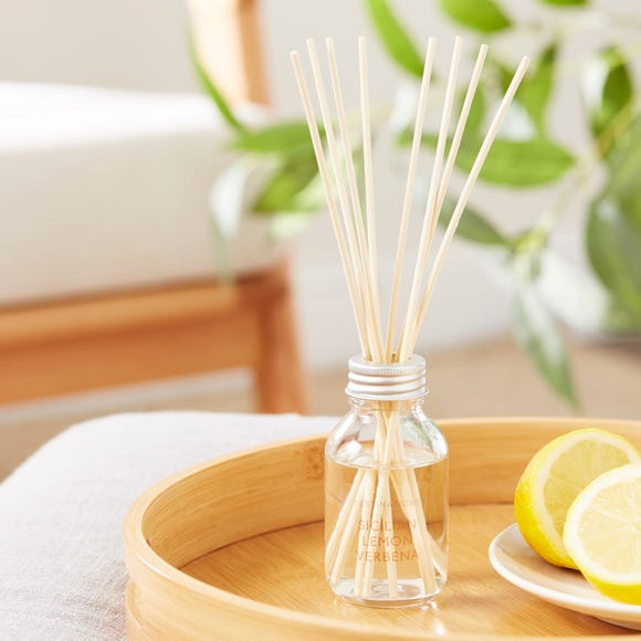 Wax Lyrical Lemon Verbena Reed Diffuser Yellow undefined