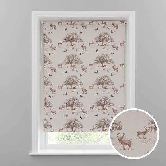 Tatton Blackout Roller Blind  undefined
