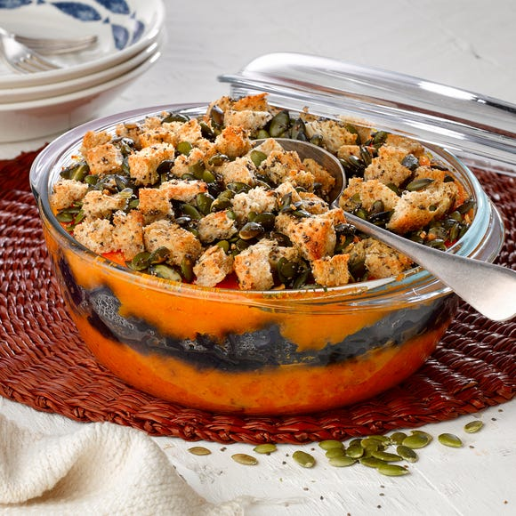 Pyrex Essentials Casserole 1.6L Clear