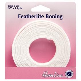 Hemline Featherlite Boning