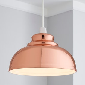 Galley Copper Easy Fit Pendant