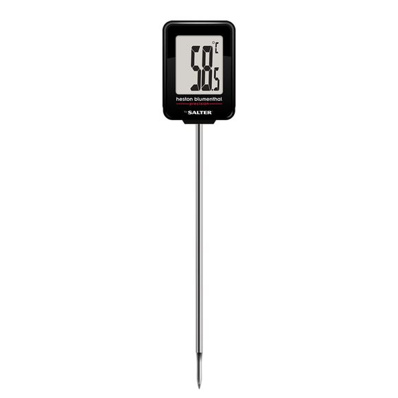 Heston Blumenthal Digital Thermometer Black