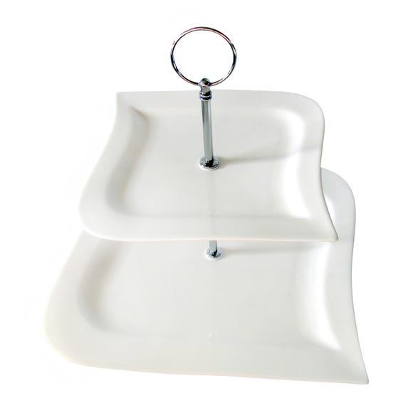 Chelsea Cake Stand White