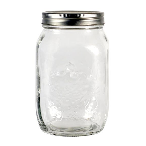 Farmstead Jar Clear undefined